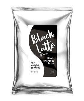 Black Latte - efekty stosowania