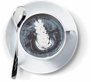 Black Latte - minuman pelangsing